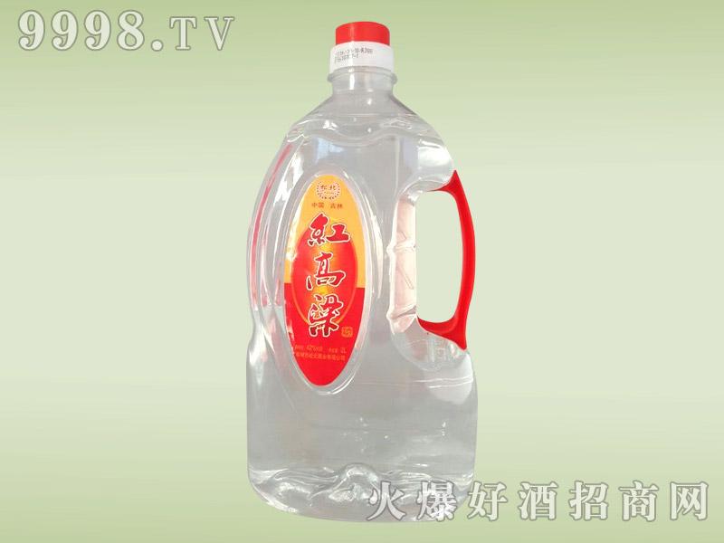 松北红高粱酒2L