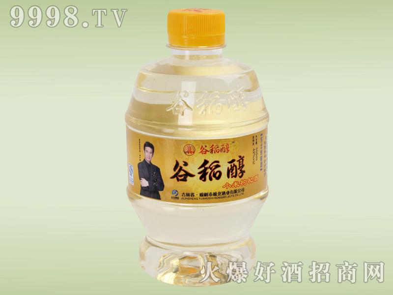 松北谷稻醇小米枸杞酒500ml