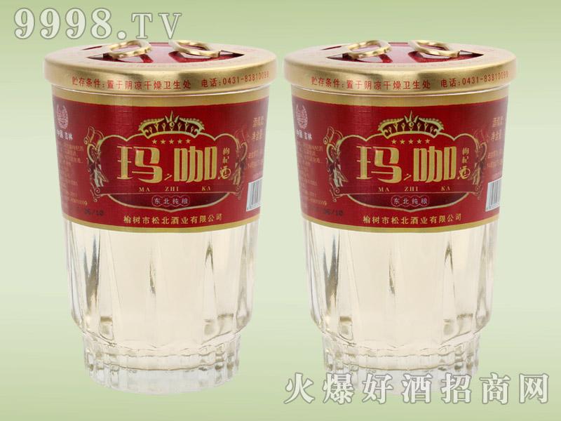 松北玛咖枸杞酒125ml