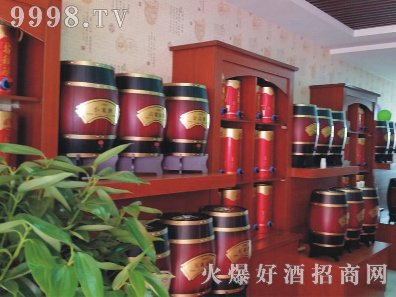 松北谷稻醇加盟店展示・舒兰总店