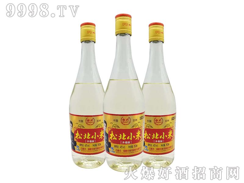 松北小米酒升级版【42度500ml】